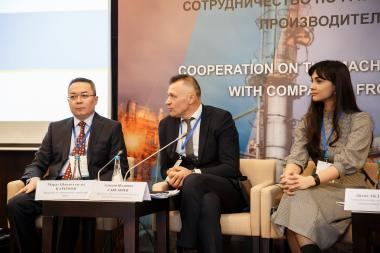KAZAKH INVEST proposed businessmen from Tatarstan to open production in Kazakhstan